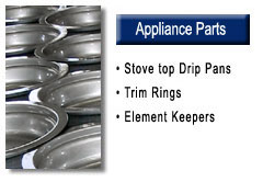 Appliance Parts Products